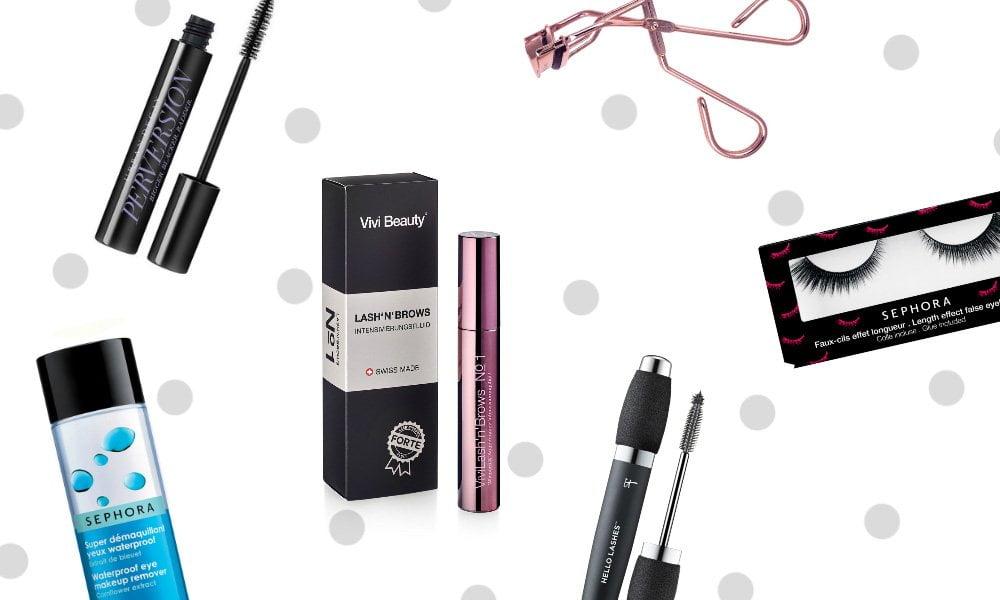 Hey Pretty Beauty-ABC: Schöne Wimpern – die besten Wimpernseren, Pflege und Tools für längere, vollere Wimpern