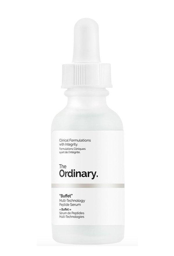 The Ordinary Buffet Multi-Peptide Serum (Hey Pretty Beauty-ABC: Schöne Wimpern)