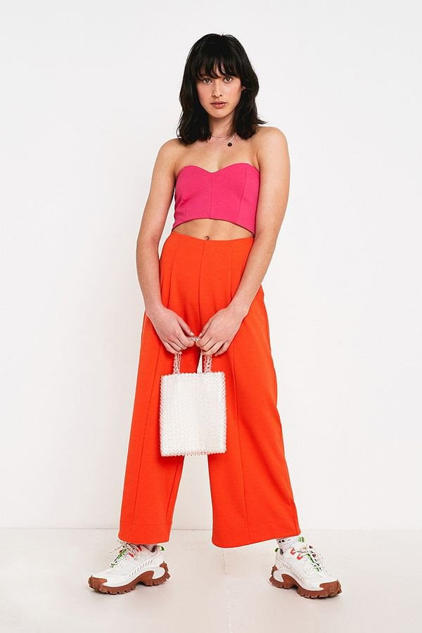 Urban Outfitters Trägerloser Overall Marley (Hey Pretty Fashion Flash: Lass' mal Farbe rein!)