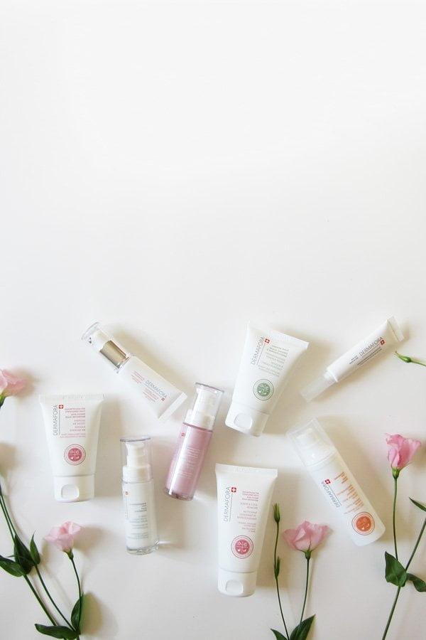 Dermafora Apotheken-Hautpflege aus der Schweiz: Markenvorstellung und Gewinnspiel auf Hey Pretty