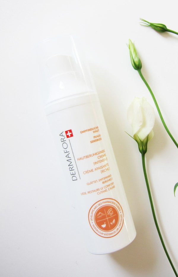 Dermafora Hautberuhigende Creme Intensiv (Hey Pretty Beauty Blog Erfahrungsbericht)