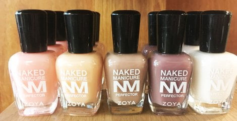 Beauty-Quickie: Zoya Naked Manicure in der Schminkbar – heypretty.ch