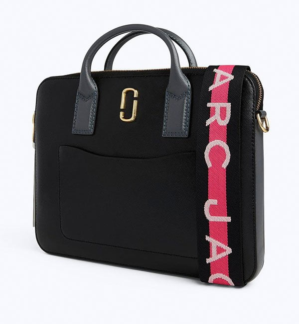 Marc Jacobs Snapshot Commuter Laptop Bag (Hey Pretty Fashion Flash: Stylishe Laptoptaschen und Laptop Hüllen)