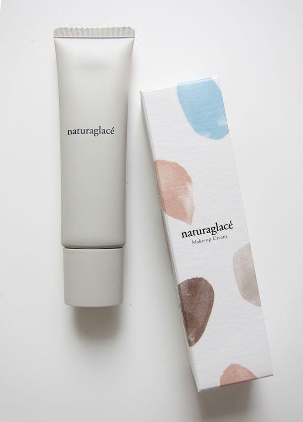 Naturkosmetik aus Japan, neu in der Schweiz erhältlich: Naturaglacé Make-Up Cream(Hey Pretty Beauty Blog Erfahrungsbericht), u.a. auch bei Greenlane erhältlich