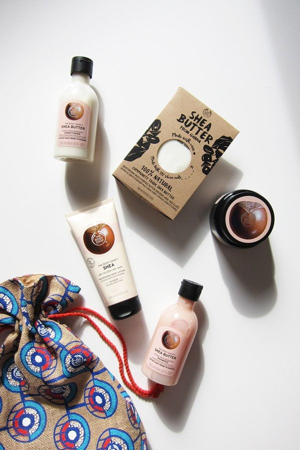 The Body Shop Sheabutter Neuheiten Februar 2019 und Blogliebe: 25 Jahre Shea Cooperative auf Sonrisa (Hey Pretty Beauty Blog)