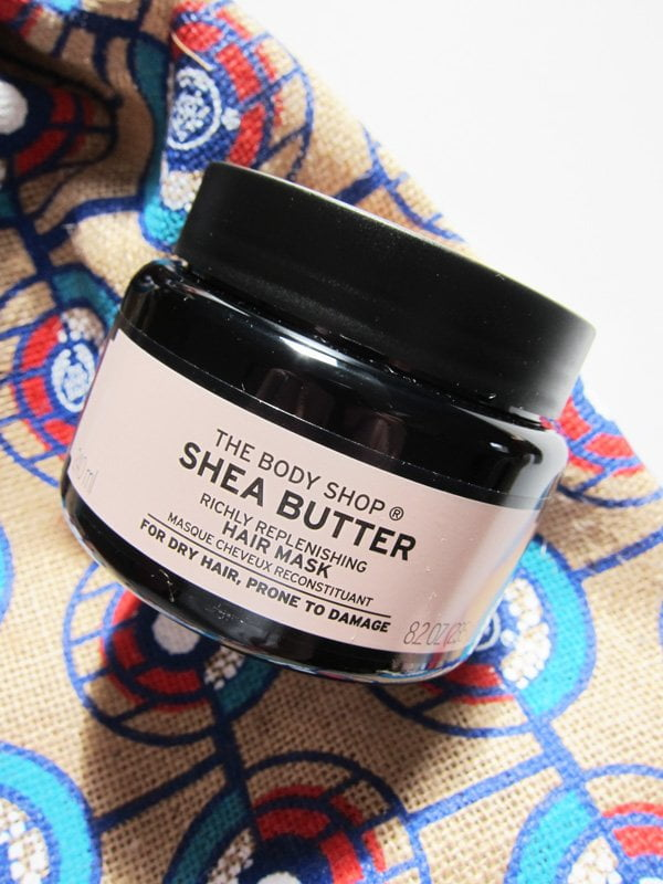 The Body Shop Shea Butter Hair Mask – Erfahrungsbericht auf Hey Pretty Beauty Blog