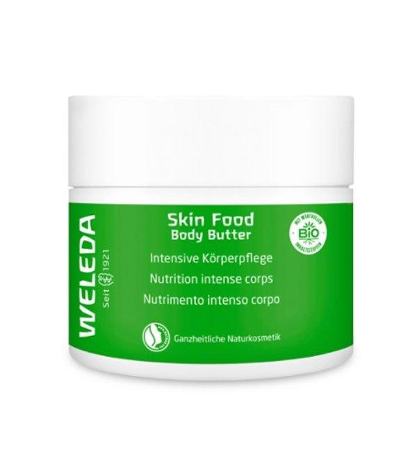 Erfahrungsbericht Weleda Skin Food Body Butter (neu im März 2019) auf Hey Pretty Beauty Blog