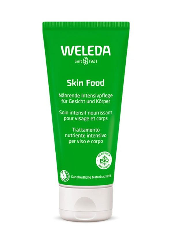 Review Weleda Skin Food nährende Intensivpflege (zum Launch der Skin Food Pflegelinie in Kopenhagen), Hey Pretty Beauty Blog