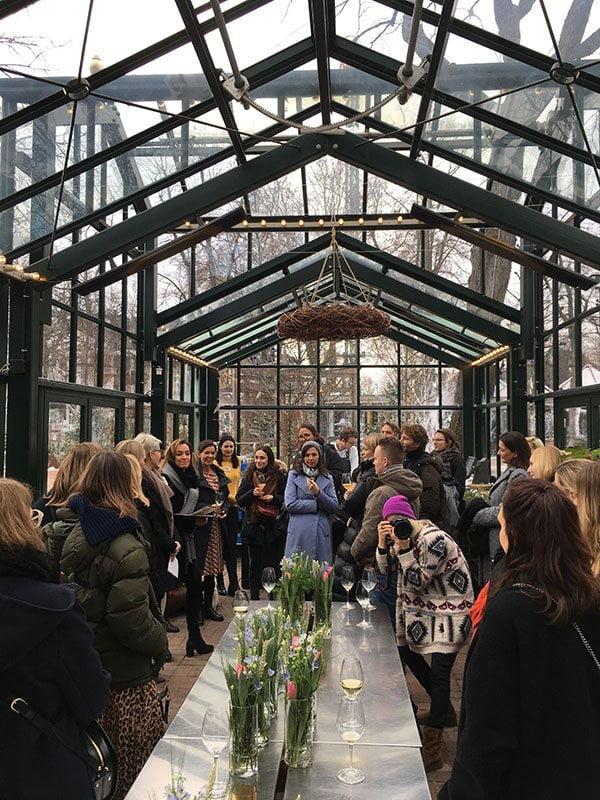 Tivoli Gardens Copenhagen: Launch Event von Weleda Skin Food Linie (Hey Pretty Beauty Blog)