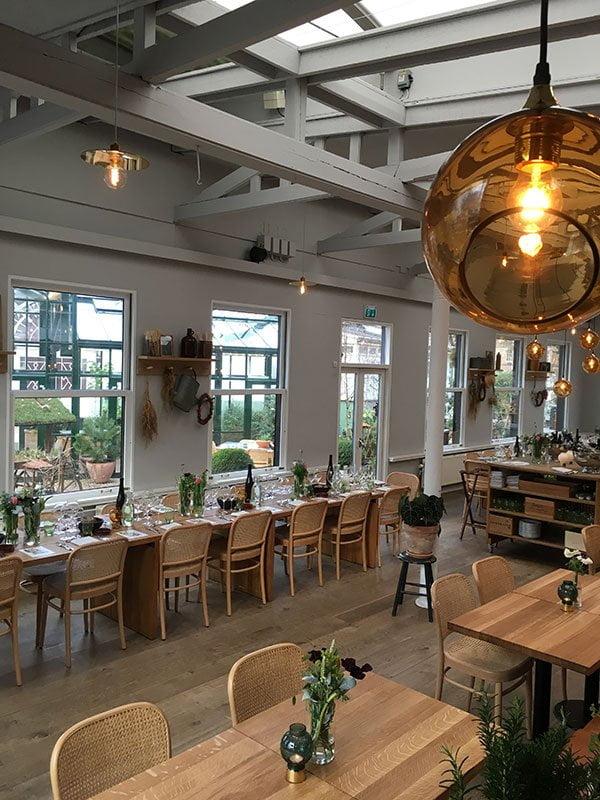 Restaurant Gemyse in den Tivoli Gardens Kopenhagen (Weleda Skin Food Event): Review auf Hey Pretty Beauty Blog