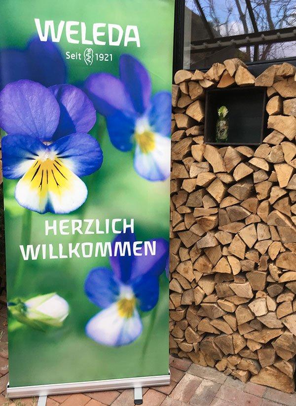 Weleda Skinfood Hautpflegelinie: Launch-Event in Kopenhagen im Januar 2019 mit Hey Pretty