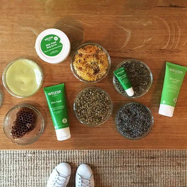 Weleda Skin Food Light, Body Butter und Lip Butter: Launch Event mit Hey Pretty Beauty Blog