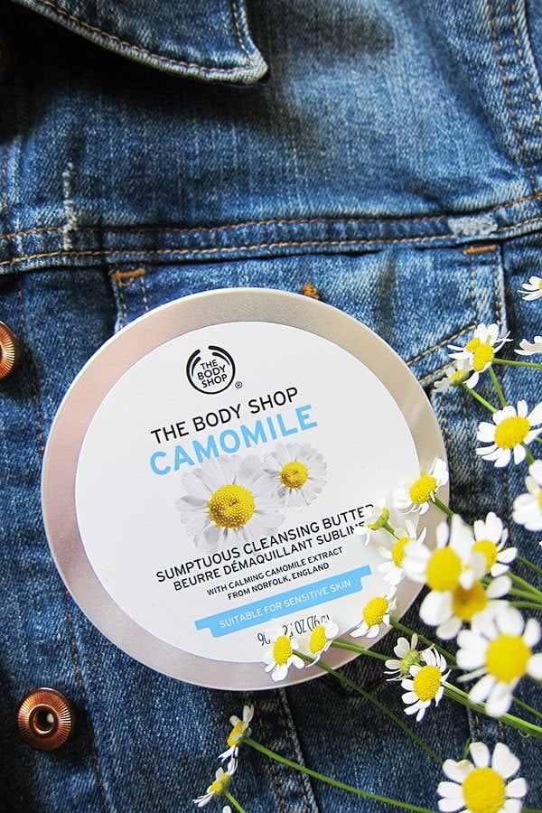The Body Shop Must-Haves auf Hey Pretty: Camomile Cleansing Butter