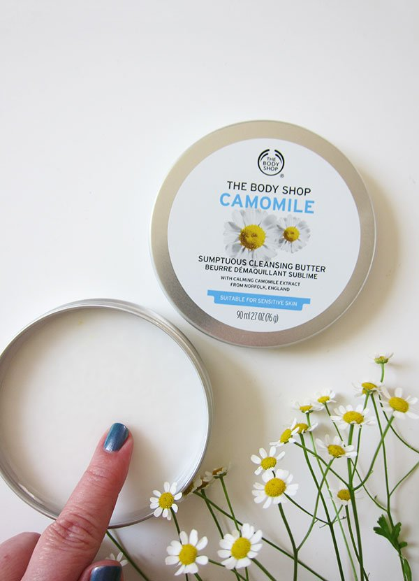 Review The Body Shop Camomile Cleansing Butter (Must Have-Hautpflege auf Hey Pretty)