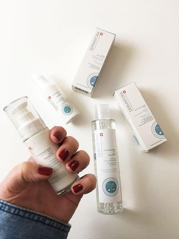 Dermafora Swiss Skincare: Gewinnspiel Set «Feuchtigkeitsarm» (Hey Pretty Beauty Blog)