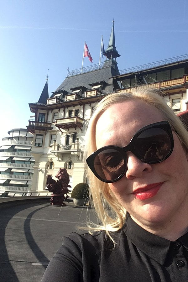 The Dolder Grand: Spa Review auf Hey Pretty Beauty Blog (Wellness in Zürich: De Luxe)