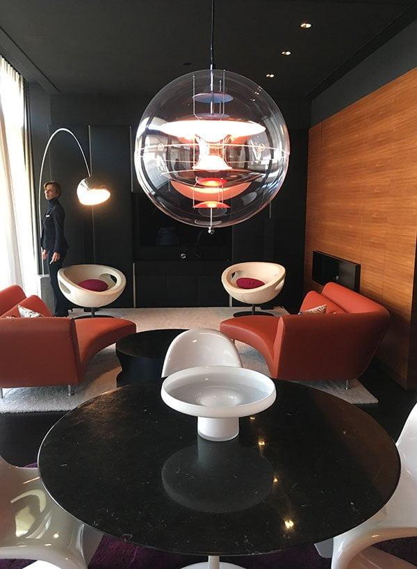 Suite 100 im The Dolder Grand Zürich (Spa Review auf Hey Pretty Beauty Blog)