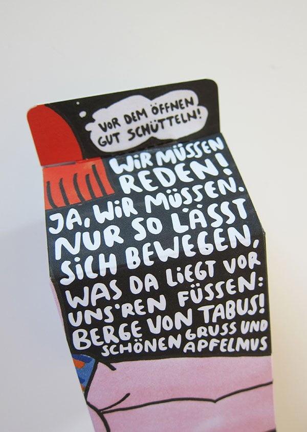 Design-Liebe und Perioden-Shoutout: Einhorn Hygieneprodukte (Review auf Hey Pretty Beauty Blog)