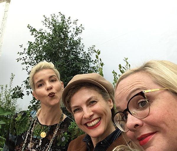 Launch Event Garnier Bio im November 2018 mit Hey Pretty in Paris