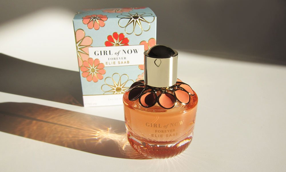 Elie Saab Girl of Now Forever Eau de Parfum (2019): Review auf Hey Pretty Beauty Blog
