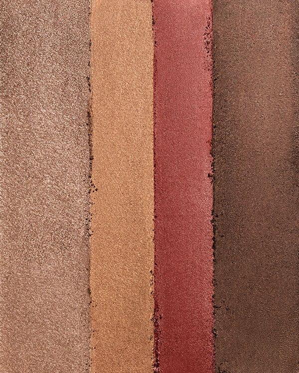 NARS Skin Deep Eyeshadow Palette (Frühling 2019): Swatches – Review auf Hey Pretty Beauty Blog