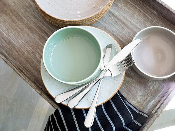 Geschirrserie Vintage von Micasa (Nordic Style fürs kleine Budget) auf Hey Pretty Beaty Blog