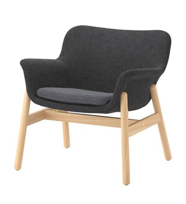 Sessel Vedbo von IKEA (Nordic Style für Budgetbewusste), Hey Pretty Deko Flash