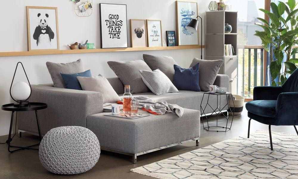 Scandi Style fürs kleine Budget: Deko-Ideen auf Hey Pretty (Image Credit: Micasa)