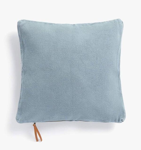Scandi-Style mit wenig Kohle: Kissenbezug aus Baumwolle von Zara Home (Hey Pretty Deko Flash)