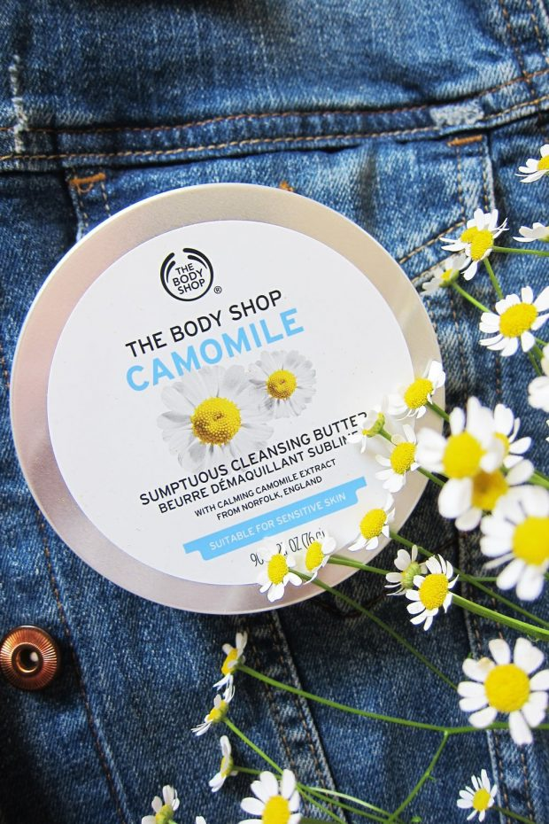 The Body Shop Camomile Cleansing Butter: Skincare Must-Haves auf Hey Pretty
