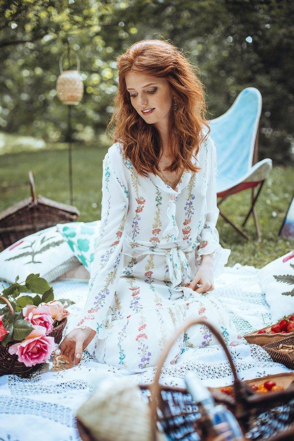 Sisley Masque Creme a la Rose Noire (PR Visual mit Sonia Vasena, Gesicht der Marke) –Review auf Hey Pretty Beauty Blog
