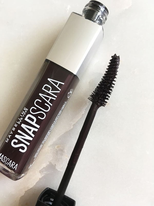 Maybelline Snapscara in Black Cherry (Erfahrungsbericht auf Hey Pretty Beauty Blog)