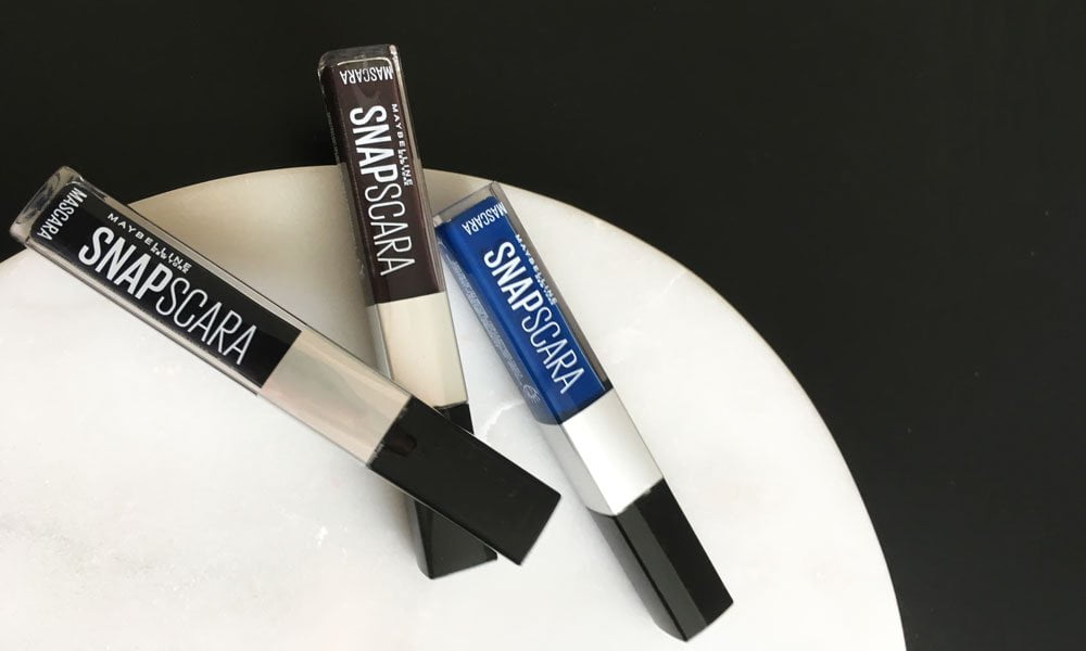 Review Maybelline Snapscara auf Hey Pretty Beauty Blog