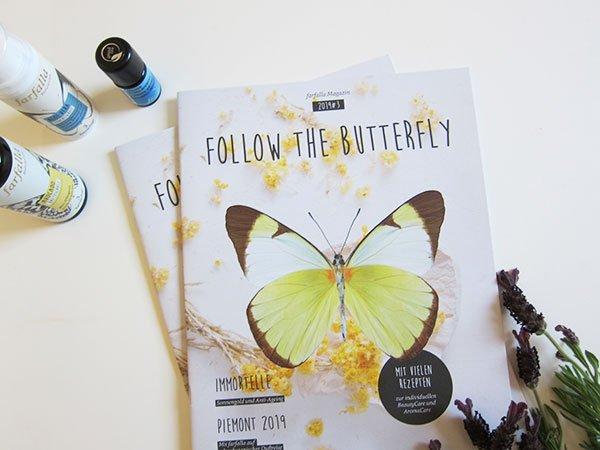 Farfalla Magazin 03/2019 – Follow the Butterfly mit dem Hey Pretty DIY-Maskenrezept mit Aloe Vera, Avocado-Öl und Lavendel (Hey Pretty Beauty Blog)