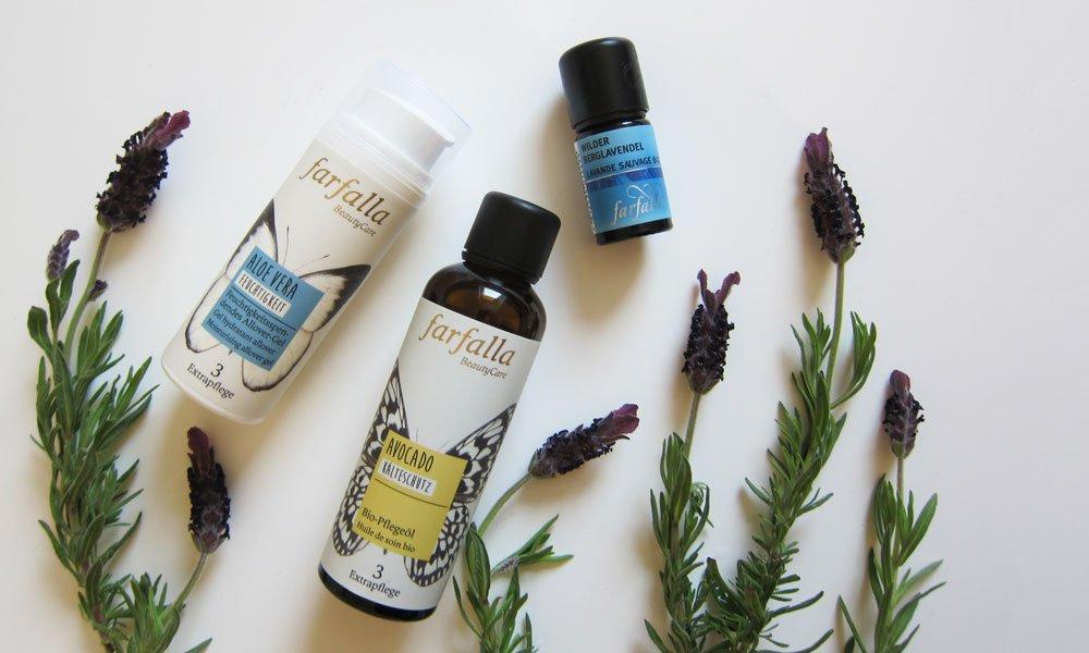 Hey Pretty X Farfalla: DIY Rezept für die Entspannende Overnight Mask zum Selbermachen (mit Avocado-Öl, Lavendelöl und Aloe Vera Gel)