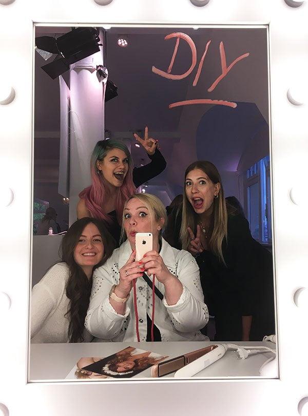 Philips Beauty Day 2019 in Hamburg mit Hey Pretty