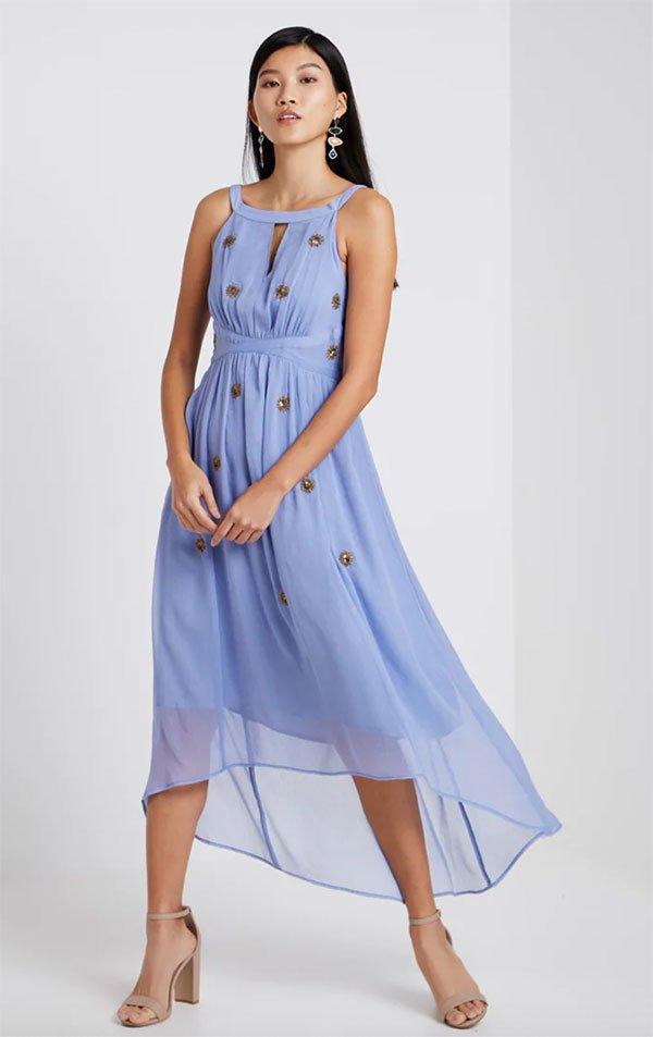 Cream Lauren Dress von Zalando – Hey Pretty Fashion Flash: Kleider für Hochzeitsgäste