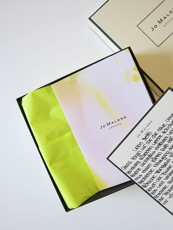 Presseversand Jo Malone London Frangipani Flower Cologne (Frühling 2019): Review auf Hey Pretty Beauty Blog