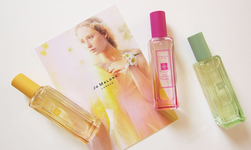 Jo Malone London «Blossoms 2019» Colognes: Erfahrungsbericht Star Magnolia, Frangipani Flower und Silk Blossom auf Hey Pretty Beauty Blog