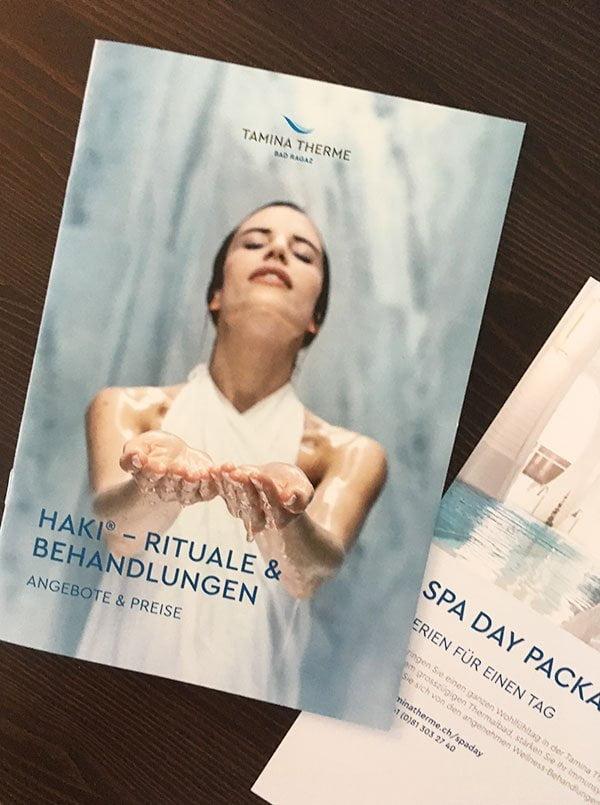Day Spa Auszeit in der Tamina Therme Bad Ragaz (mit Haki Ritual) – Hey Pretty Beauty Blog