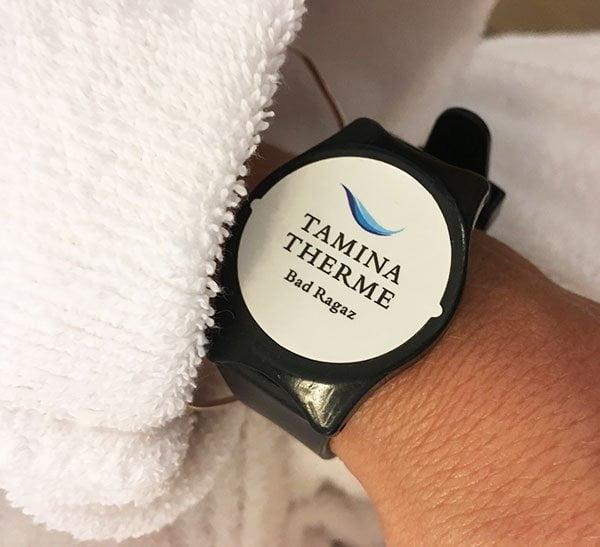 Day Spa in der Tamina Therme Bad Ragaz: Alles kommt auf die Uhr! Hey Pretty Beauty Blog Review