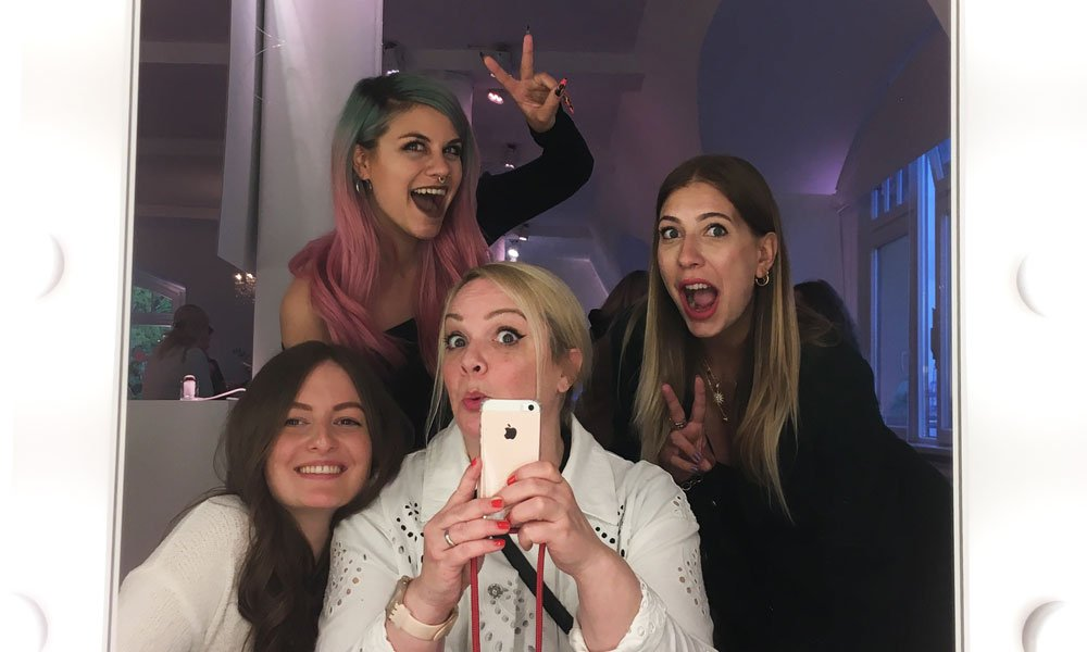 Philips Beauty Day 2019 in Hamburg mit Hey Pretty: Beauty-Preview und Travel-Spass