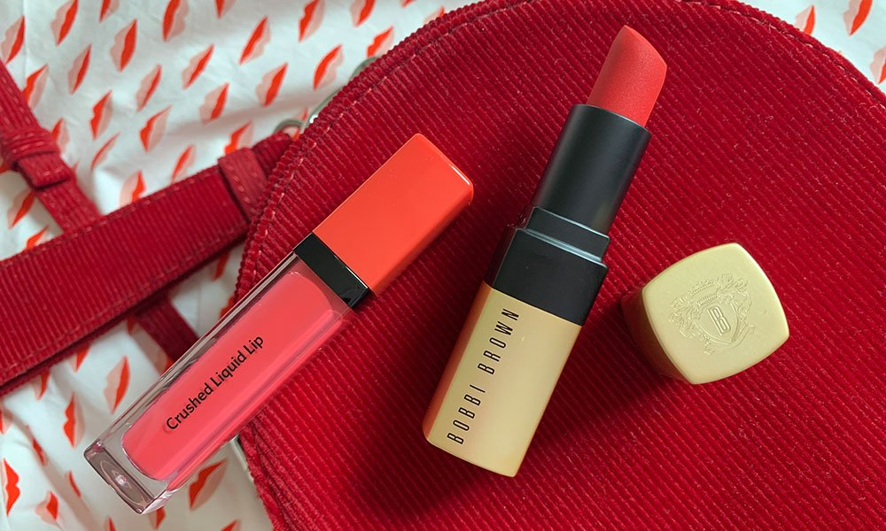 «Time for a Lipstick Upgrade» Promotion mit Bobbi Brown auf Hey Pretty Beauty Blog