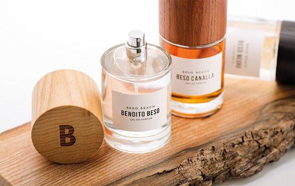 Beso Beach Perfumes (in der Schweiz exklusiv bei Süskind Zürich erhältlich)