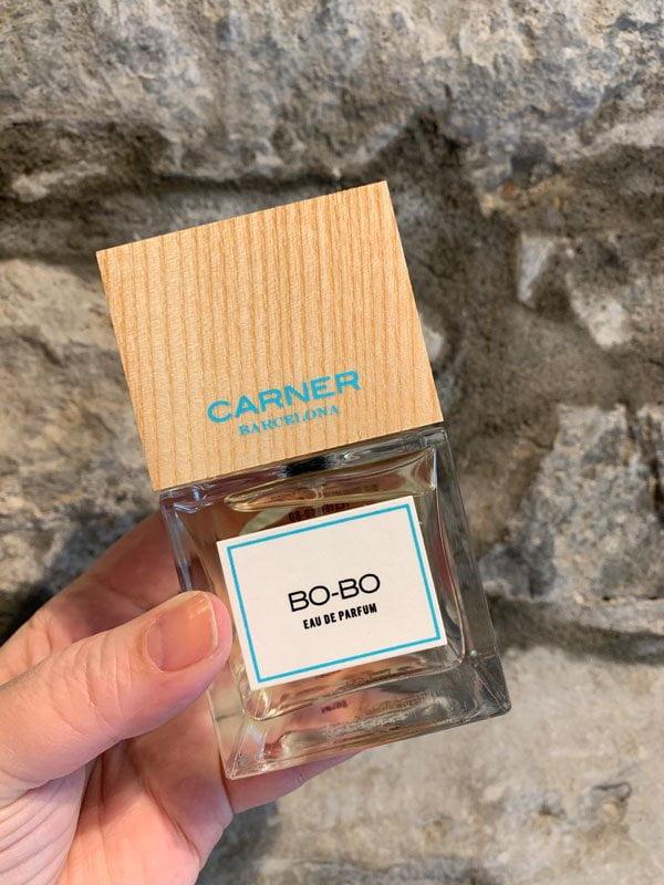 Carner Barcelona Bo-Bo Eau de Parfum: Duft-Review und Interview mit Joaquim Carner auf Hey Pretty Beauty Blog (in der Schweiz exklusiv bei Süskind Zürich erhältlich)