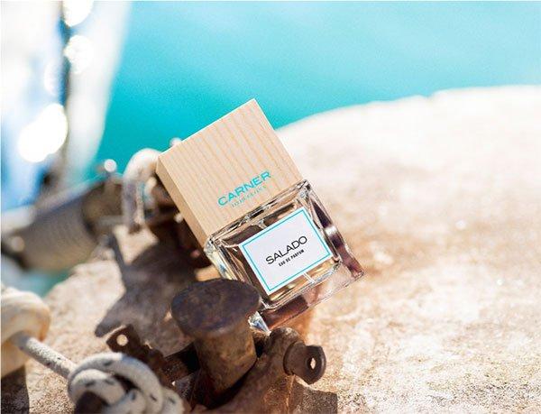 PR Image: Carner Barcelona Salado Eau de Parfum (Hey Pretty Beauty Blog Review)