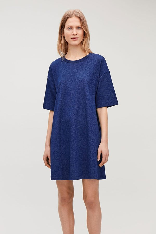 Hey Pretty Fashion Flash: Denim Highlights Frühling 2019, T-Shirt Dress von COS