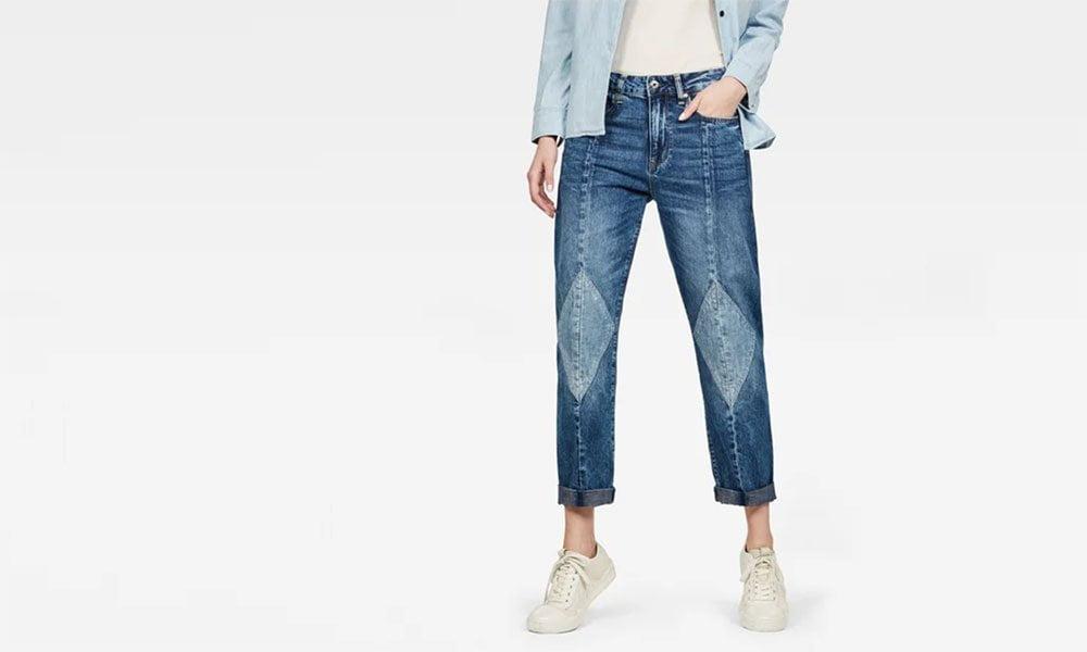 Hey Pretty Fashion Flash Frühling 2019: Don't-Fuck-With-Me Denim (Image credit: G-Star)