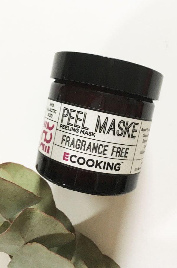 Ecooking Peeling Mask (Hey Pretty Beauty Blog Review): Dänische Naturkosmetik, die wirkt