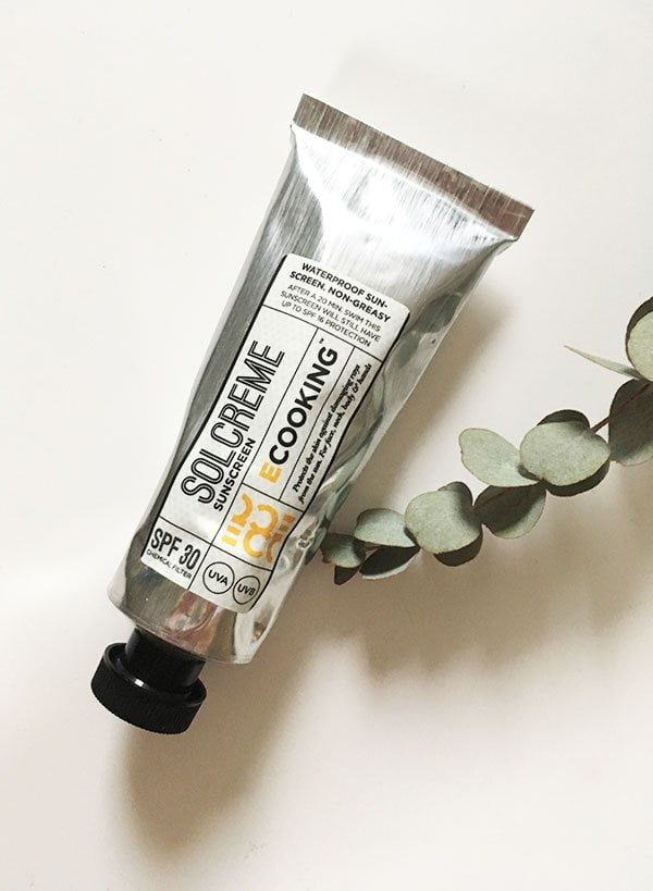 Ecooking Sunscreen SPF 30 (Hey Pretty Beauty Blog Review)
